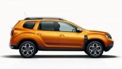 neuer Dacia Duster